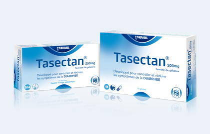 Tasectan product website